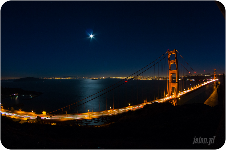 San Francisco, Golden Gate, California, USA, Ameryka
