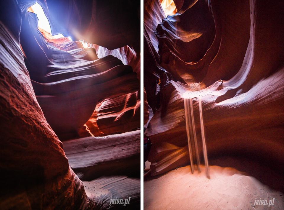 Antelope Canyon, Blog o Dolinie Krzemowej. Kalifornia, Ameryka i USA