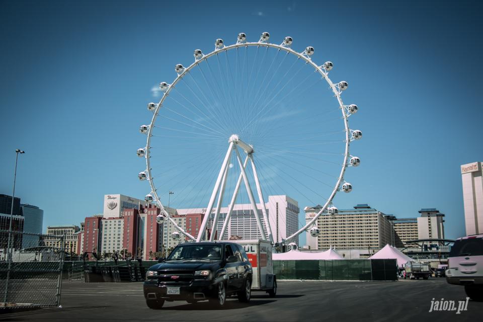 Las Vegas, High roller
