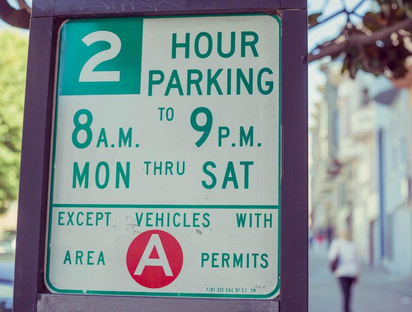 Mandat za Parkowanie – Zasady Parkowania w Ameryce