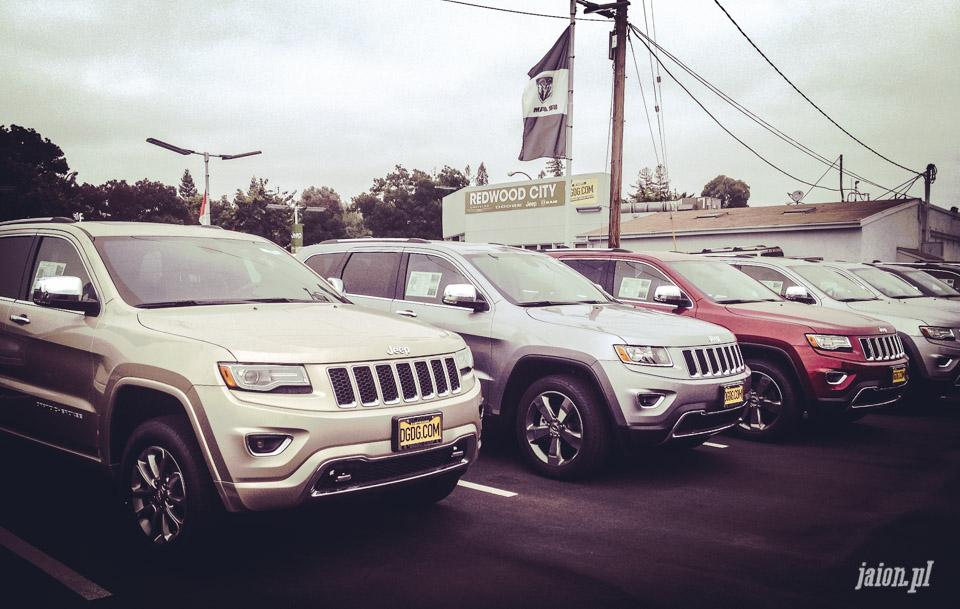 Jak wziąć leasing samochodowy w Ameryce?