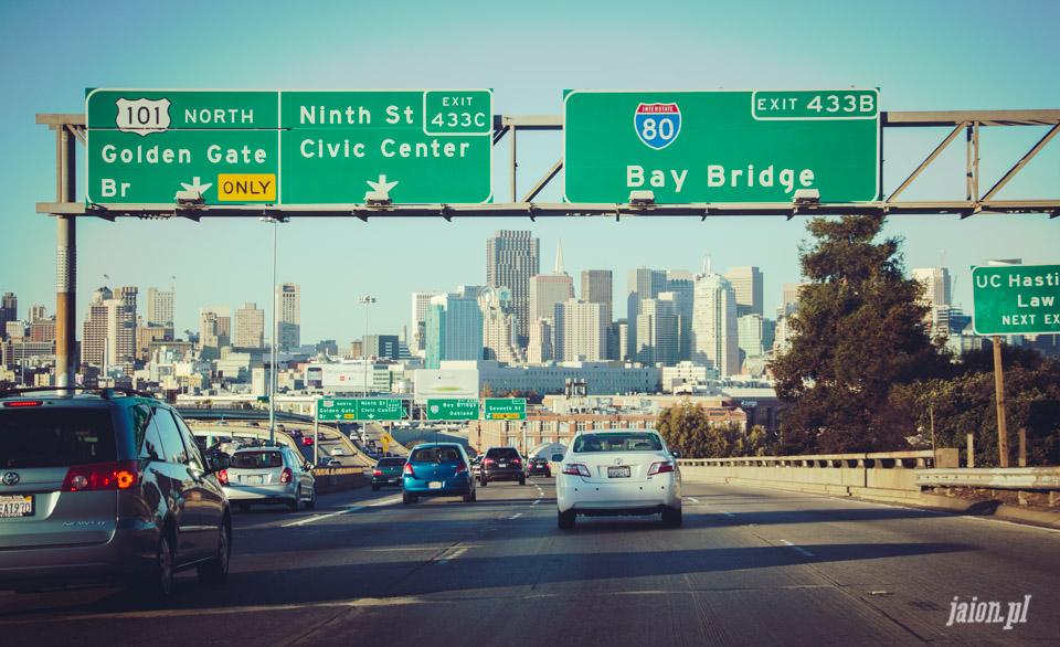 Niedziela, Pacyfik, San Francisco