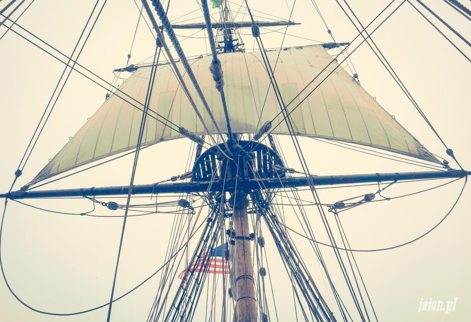 Rejs Żaglowcem Lady Washington po Pacyfiku – Video i Zdjęcia