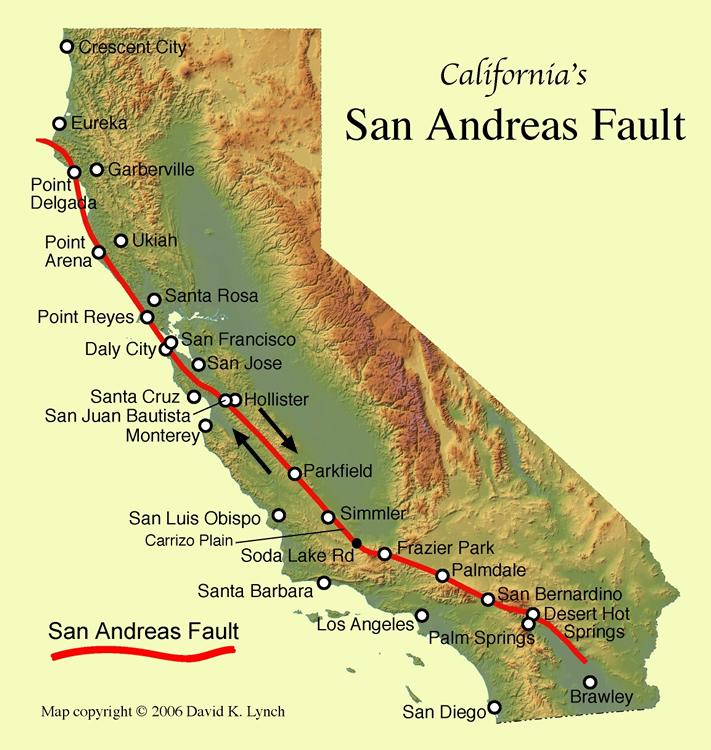 san-andreas-fault-map