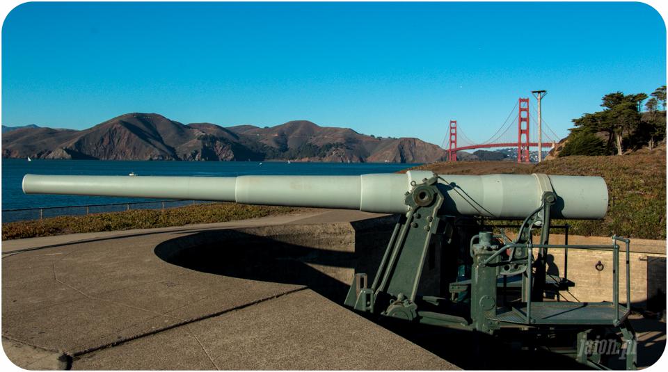 San Francisco, Golden Gate, California, USA, Ameryka, Bakers Beach