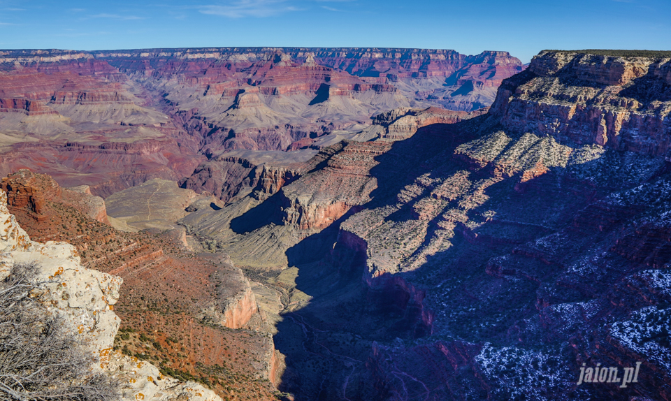 Blog o Ameryce i USA, Kalifornia, Ameryka, Grand Canyon