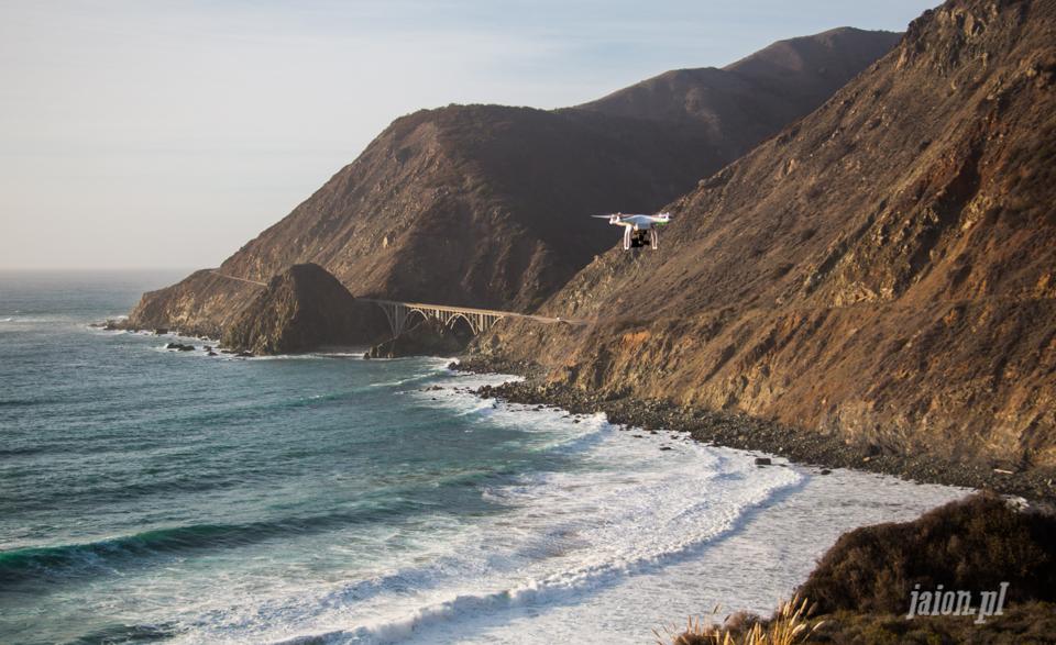 Ameryka, USA. Blog o Kalifornii. Big Sur i Highway no. 1.