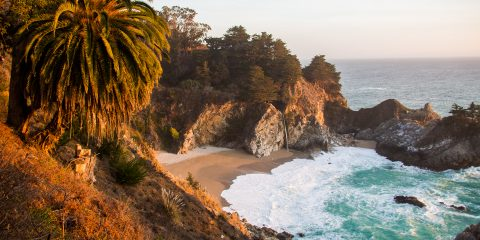 Ameryka, USA. Blog o Kalifornii. Big Sur i Highway no. 1.