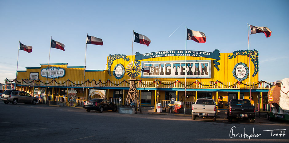 big_texan_building