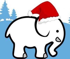 white-elephant-mikołajki