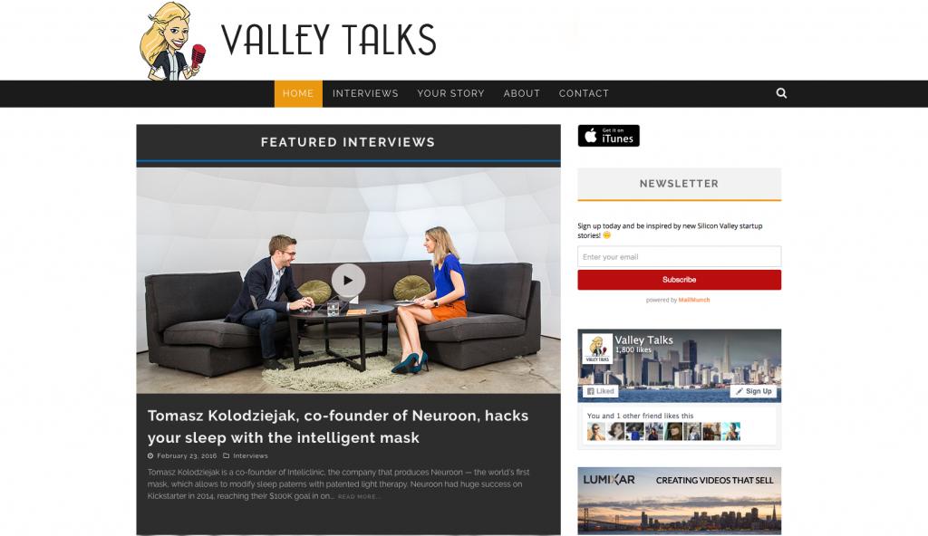 sylwia-gorajek-valley-talks-neuroon-tomek-kolodziejak-startup